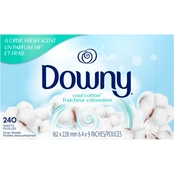 Downy Cool Cotton Scented Sheets