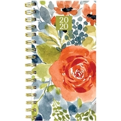 TF Publishing Cool Blooms Small Planner