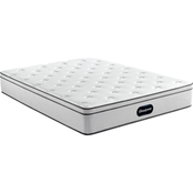 Beautyrest BR800 Plush Euro Top Mattress