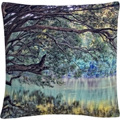 Trademark Fine Art A Place to Dream Decorative Throw Pillow