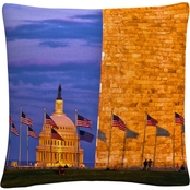 Trademark Fine Art America Decorative Throw Pillow