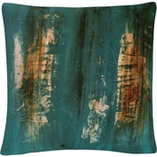 Trademark Fine Art The Wash Decorative Throw Pillow