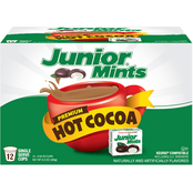 Junior Mint Cocoa KCup Pods 12 ct.