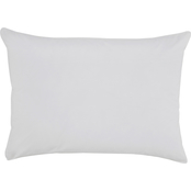 EcoPure Pure + Simple King White Pillow and Pillow Protector