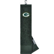 WinCraft NFL Tri Fold Embroidered Golf Towel