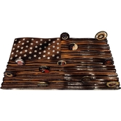 Old Glory Coin Rack
