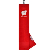 WinCraft NCAA Tri Fold Embroidered Towel