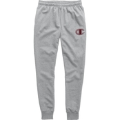 Champion Powerblend Fleece Jogger Pants with Big C Logo