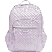 Vera Bradley Campus Backpack, Lavender Pearl