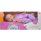 New Adventures Little Darlings 19 in. Cuddle Baby with Accessories
