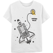 OshKosh B'gosh Toddler Boys Astro Nut Tee