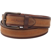 Realtree Two-tone Leather Belt