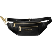 Michael Kors Mott Medium Waistpack Leather Handbag