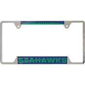 Dallas Cowboys Inlaid License Plate Frame