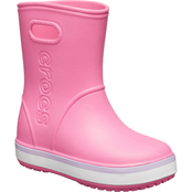 Crocs Toddler Girls Crocband Rain Boots