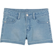 Gumballs Toddler Girls Stretch Denim Shorts