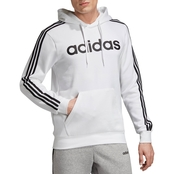 Ess 3 Stripe Pull Over Hoodie