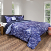Lavish Home Whimsical Swirl 5 Pc. Comforter Set