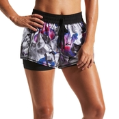 PBX Pro Active Printed Twofer Shorts