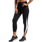 PBX Pro Women Active Capris with Caging