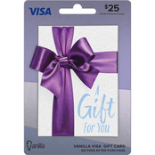 Vanilla Visa Jewel Box Gift Card