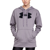 Under Armour Fleece Chenille Logo Hoodie