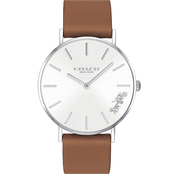 Coach Women's Perry Stainless Steel Watch 36mm 14503120