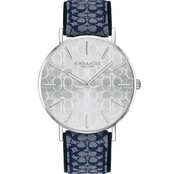Coach Women's Perry Stainless Steel Watch 36mm 14503389