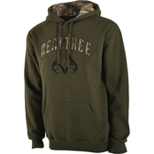 Realtree Whitetail Pullover Fleece Hoodie