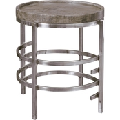 Signature Design by Ashley Zinelli Round End Table