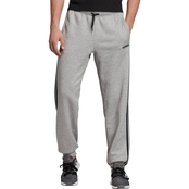 Essential 3 Stripe Fleece Pants