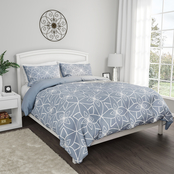 Lavish Home 3 pc. Comforter Set with Exclusive Stargaze Design
