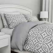 Lavish Home Radiance 3 pc. Comforter Set