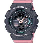 Casio Women's G-Shock Tough Sport Watch GMAS140-4AK