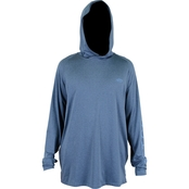 AFTCO  Samurai Hooded Performance Tee