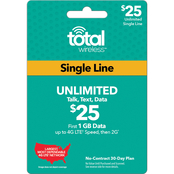 Total Wireless Gift Card