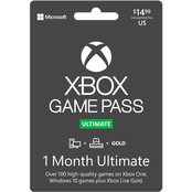 Xbox Ultimate 1 Month Live