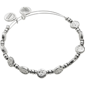 Alex and Ani Coin Bangle Bracelet