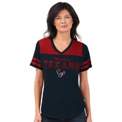 Touch by Alyssa Milano NFL Shutout Tee