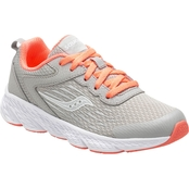 Saucony Girls Wind Running Shoes