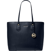 Michael Kors Saylor Large Leather Tote