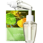 Bath & Body Works Fall Wallflowers 2 pk. Leaves