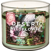 Bath & Body Works Wild Wonder: 3-Wick Candle - Desert Wildflower