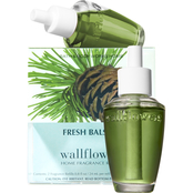 Bath & Body Works Fresh Balsam Wallflowers Refill 2 pk.