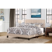 Hillsdale Delaney Linen Fabric Bed in One