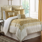 Marquis by Waterford Russell Square 4 Pc. Comforter Set