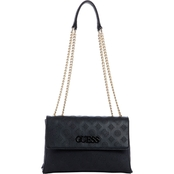 Guess Janelle Crossbody Flap Bag