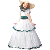 Fun World Southern Belle Child Costume