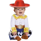 Disguise Ltd. Infant Girls Toy Story Baby Jessie Deluxe Costume, 12-18 months
