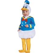 Disguise Ltd. Infant Donald Duck Prestige Costume, 12-18 months